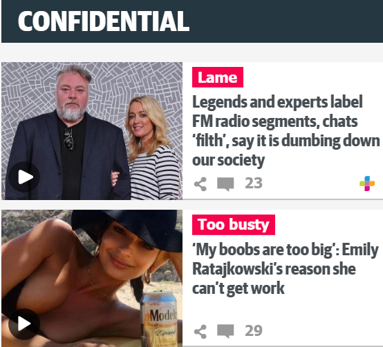 The Daily Telegraph website screenshot