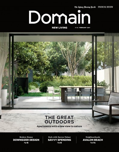 Domain Magazine AFR lift-out