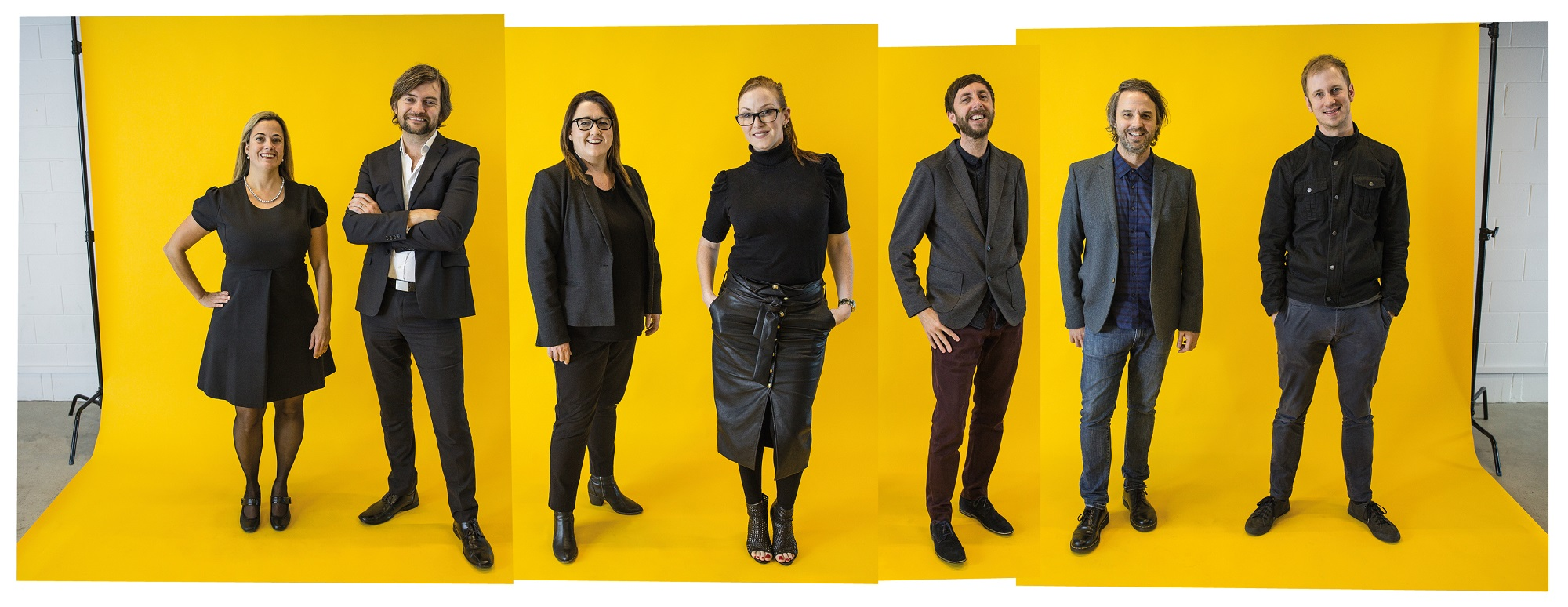 Khemistry's leadership team (Caroline Starecky, Andy Fyffe, Michelle Tungate, Priscilla Jeha, James Bracken, Lindsay Thompson, Phil Hagstrom)