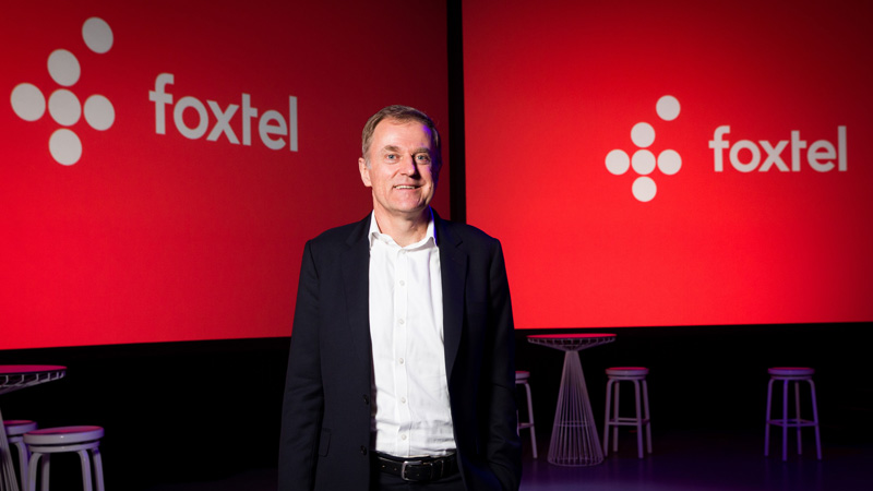 Tonagh out, Delany in at Foxtel