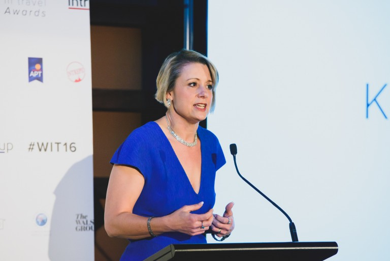 hurrah  women in media keynote kristina keneally is back