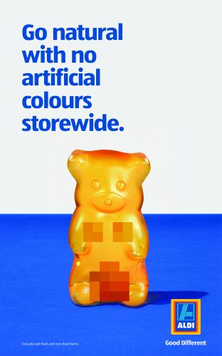 ALDI Jelly Bear