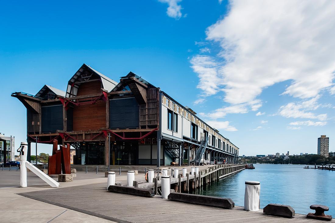 Clemenger BBDO Sydney office (Walsh Bay)