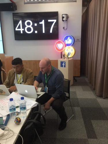 Facebook Asia Pacific 'Hackathon'