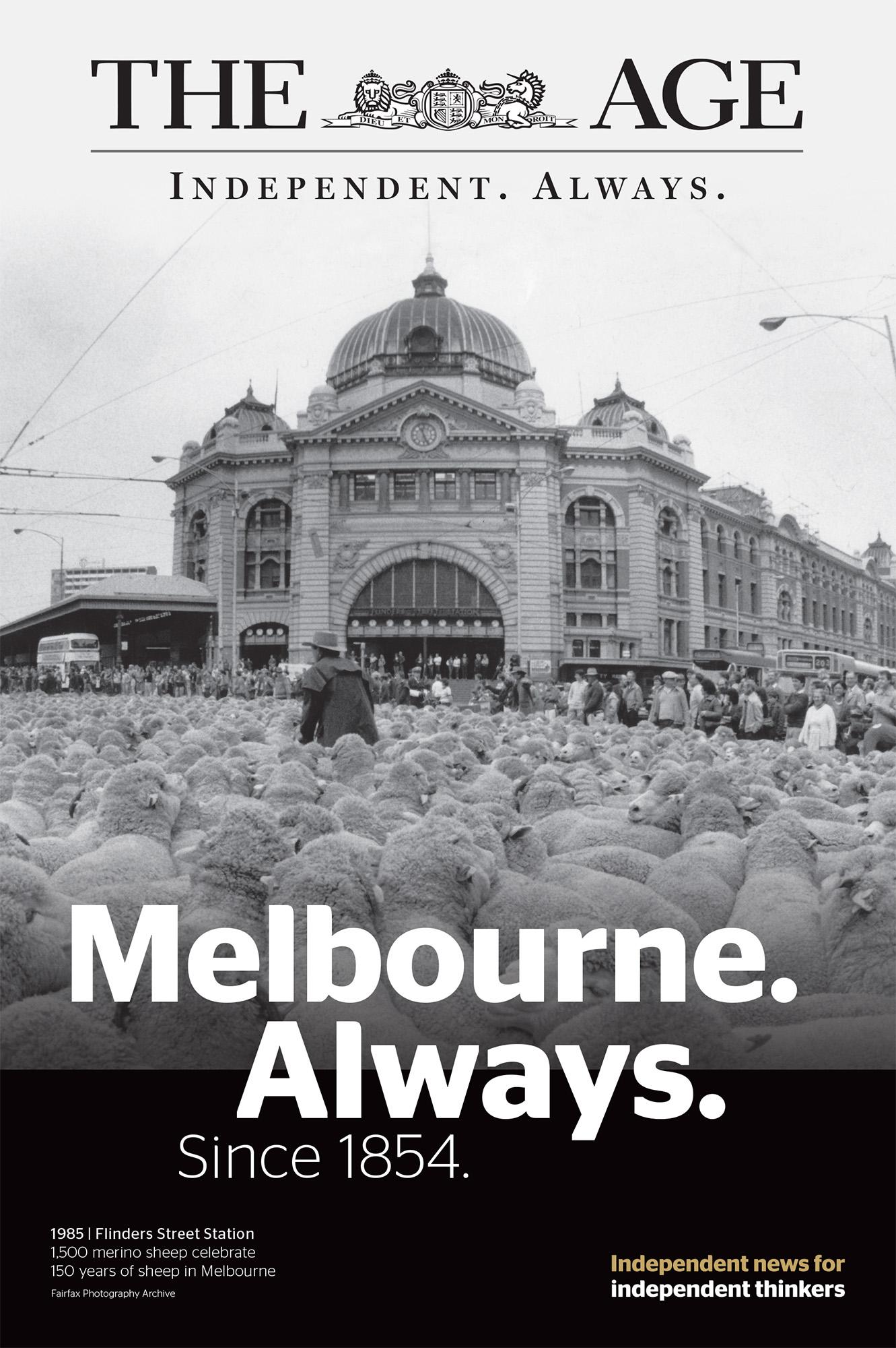 Fairfax_Always_Melbourne_Flinders Sheep