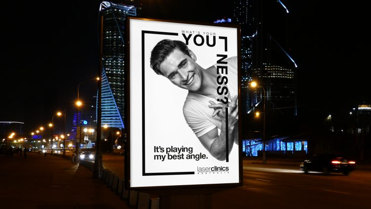 'What's Your Youness' campaign (Laser Clinics Australia)