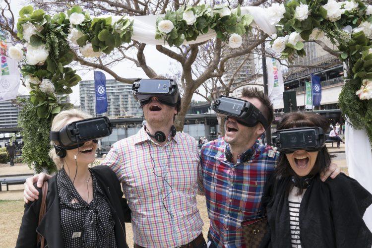 'Virtual Equality' (Luscious International)