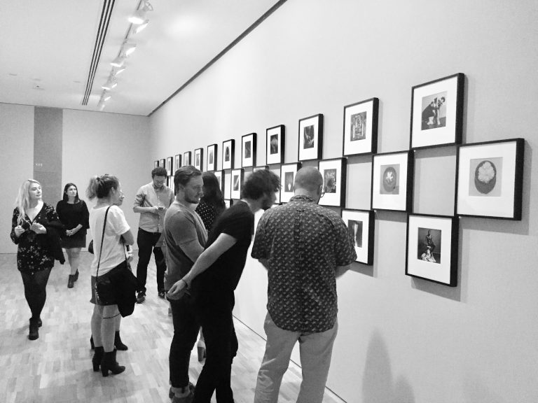 Robert Mapplethorpe exhibition at Art Gallery of NSW