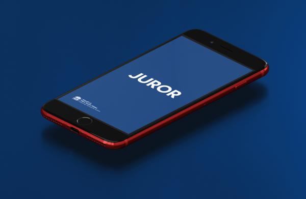Juror app