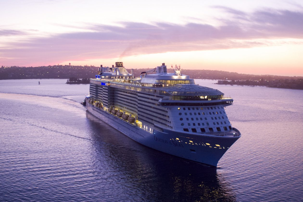 Frank PR Sails Away With Royal Caribbean Cruises In Australia - B&T