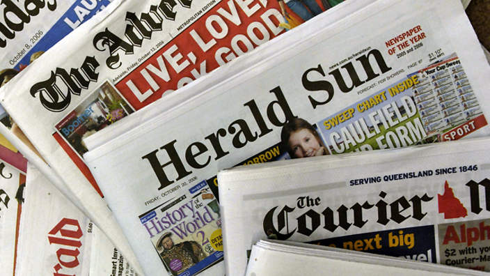 """News Corp Blasted For """"Outrageous"""" & """"Disrespectful"""" Job"""