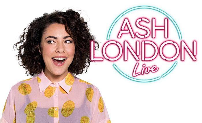Ash London LIVE