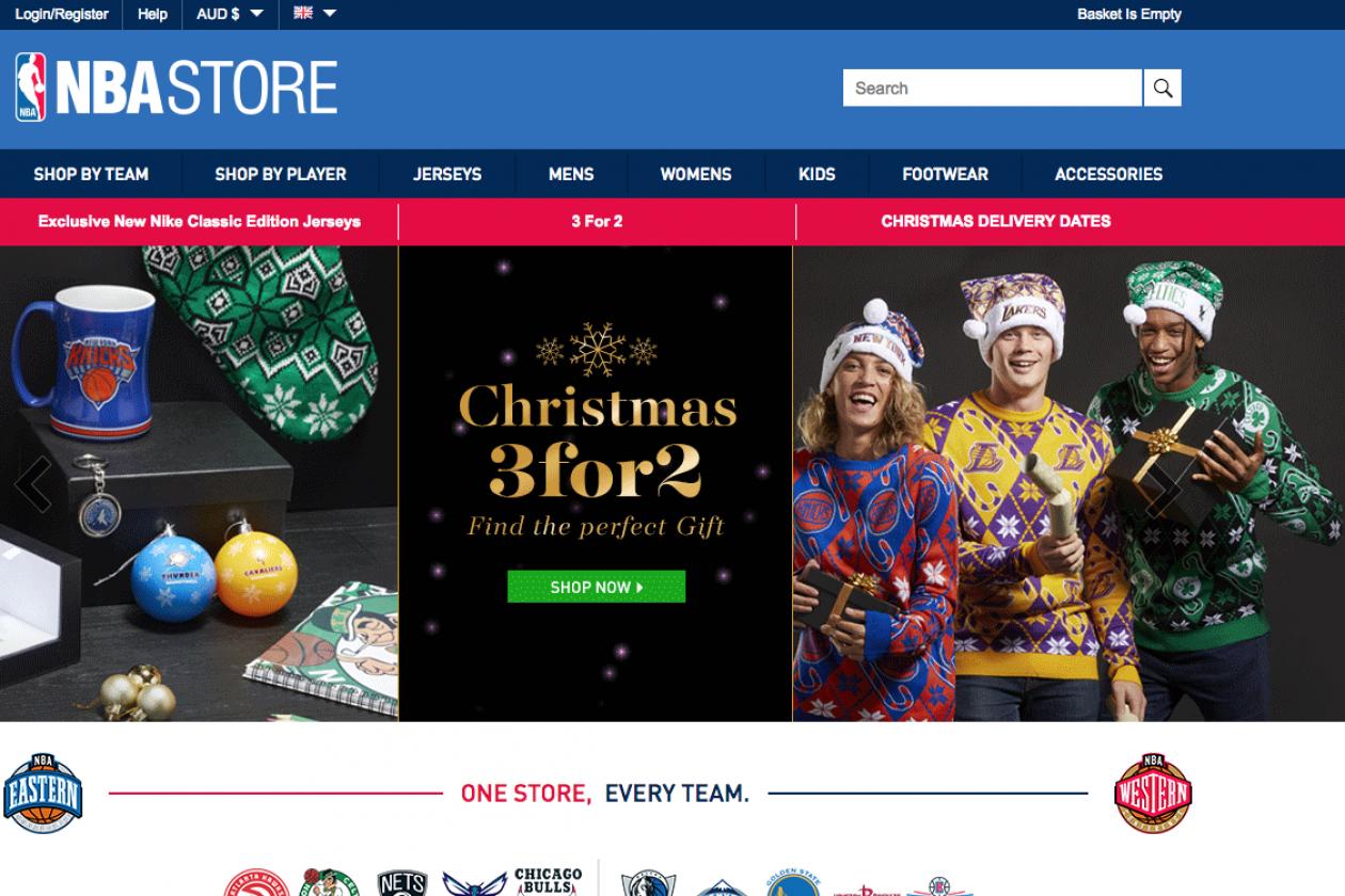 e6286f2fe77 NBA Partners With E-Commerce Company Fanatics To Launch Online Stores  Across APAC