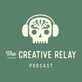 The Creative Relay Logo