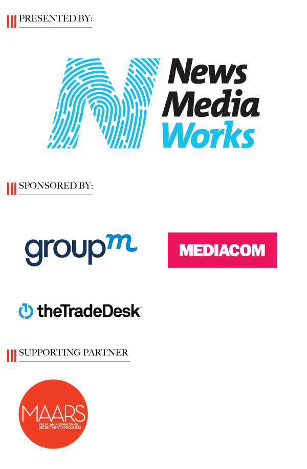 30 Under 30 Awards sponsor block