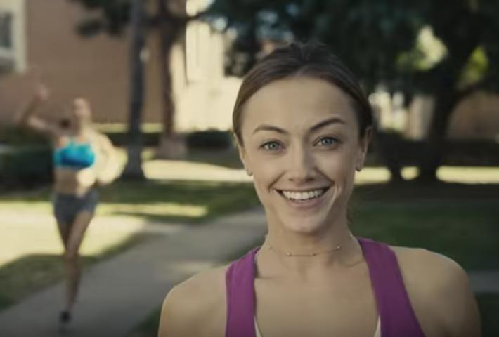 Ashley Madison Highlights The Importance Of Fitness In New Spot Via 5  Stranger Films