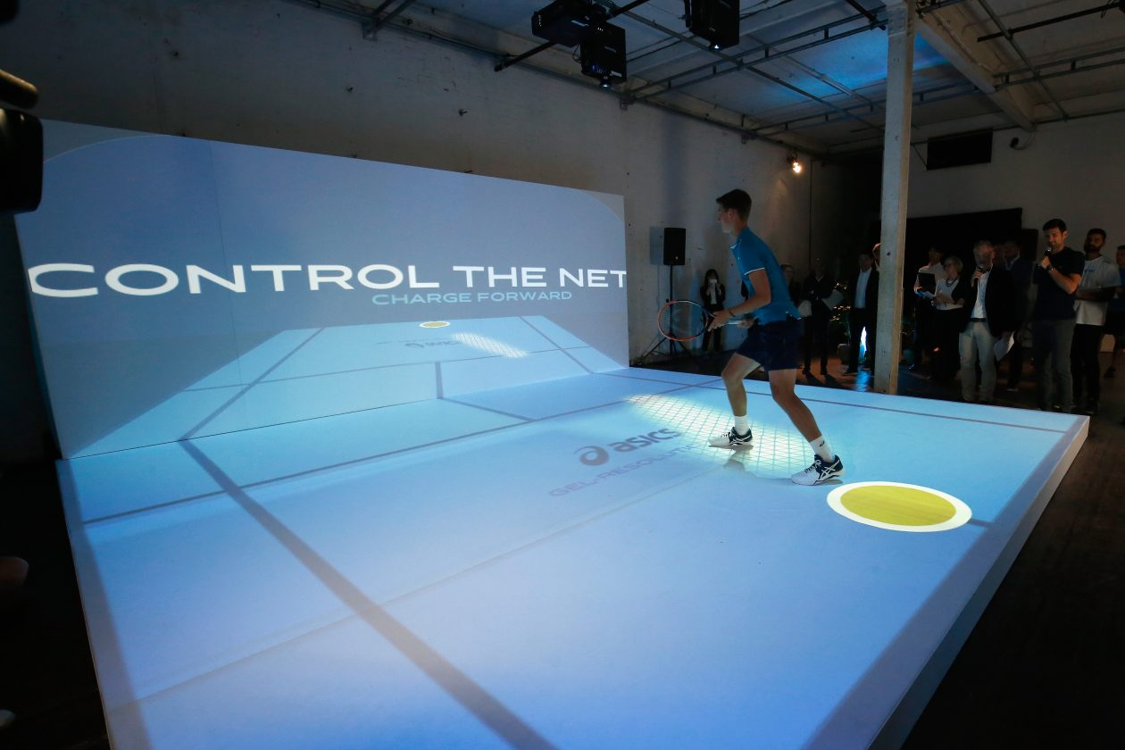 Asics Partners With Tennis Ace Novak Djokovic In Latest Iteration Of I Move Me Campaign B T