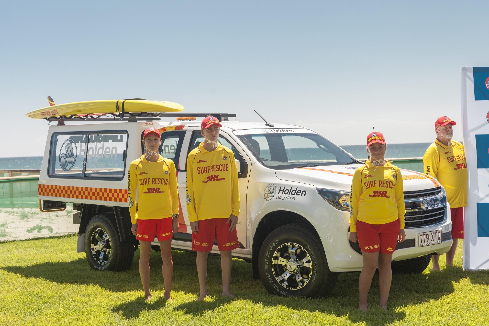 Holden-Surf Life Saving Australia partnership [1]