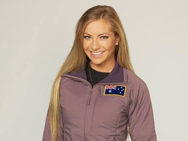 Tiffany Scanlon (The Bachelor Winter Games)