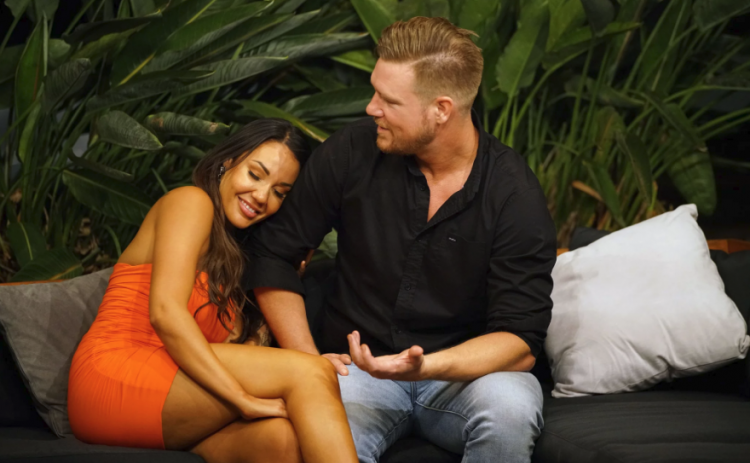 Davina and Dean (Married at First Sight)