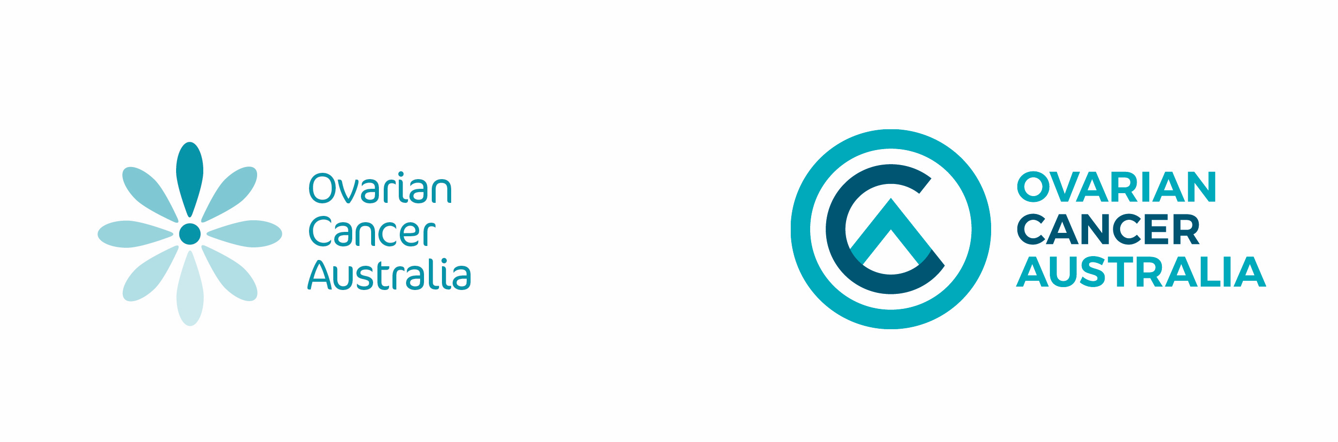 Ovarian Cancer Australia rebrand