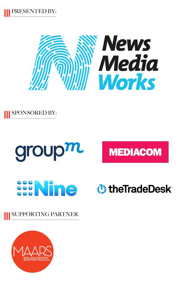 30 Under 30 Awards 2018 sponsor block