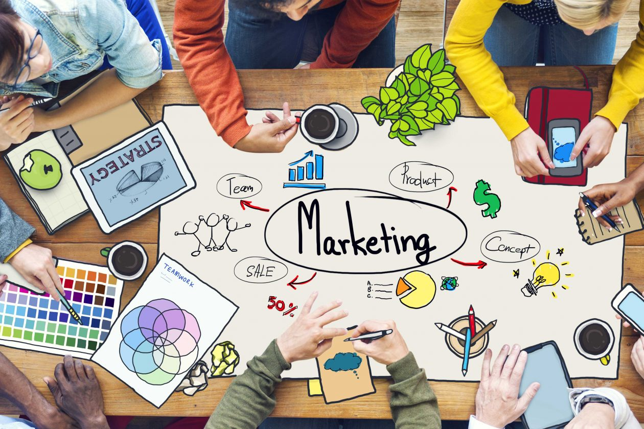 Marketing Function Grows in Importance, Creating High Paying Jobs