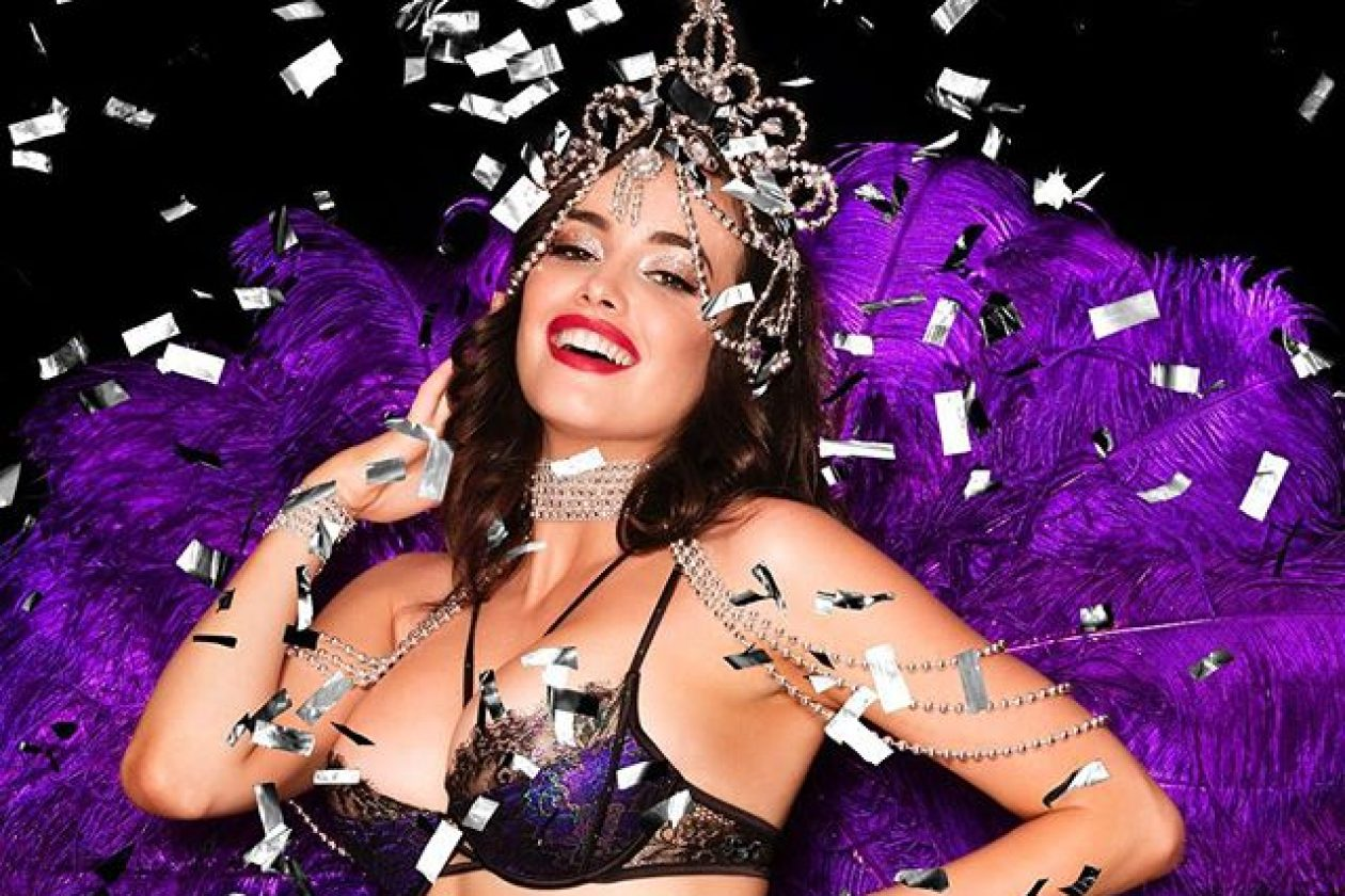 8cd729a40fb79 Honey Birdette Unveils Mardi Gras-Inspired Lingerie (And Will Donate $10K  Of Its Sales)