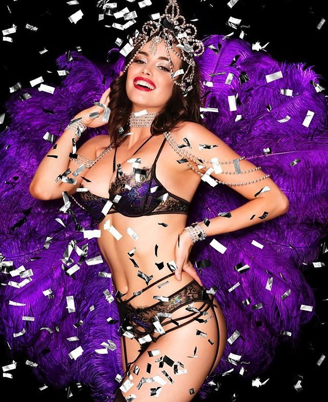47a6042cbcc07 Honey Birdette Unveils Mardi Gras-Inspired Lingerie (And Will Donate ...