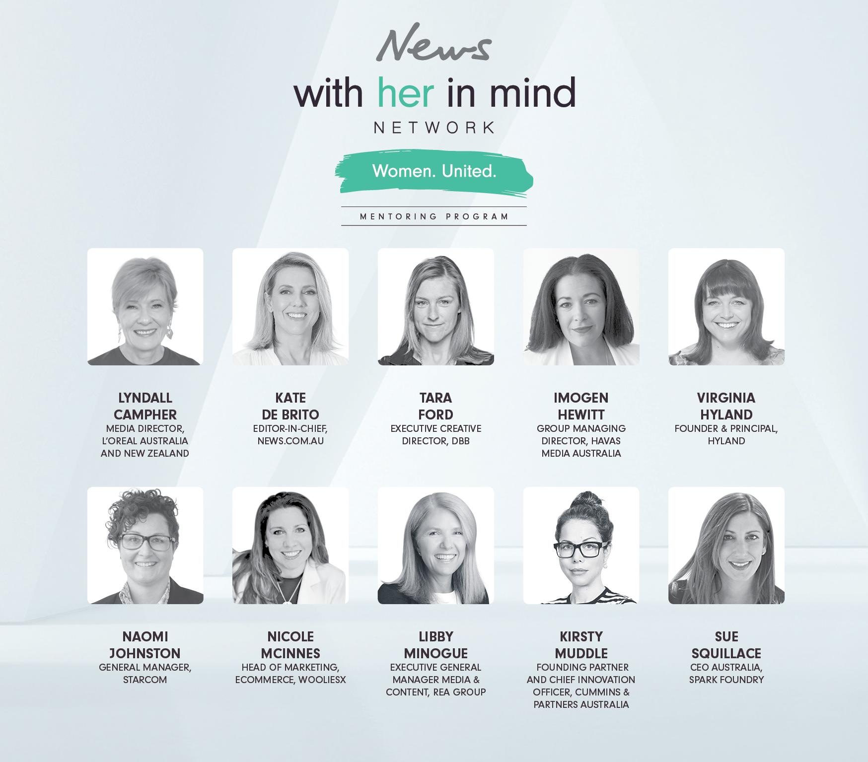 News_WHIMN_Mentoring Program