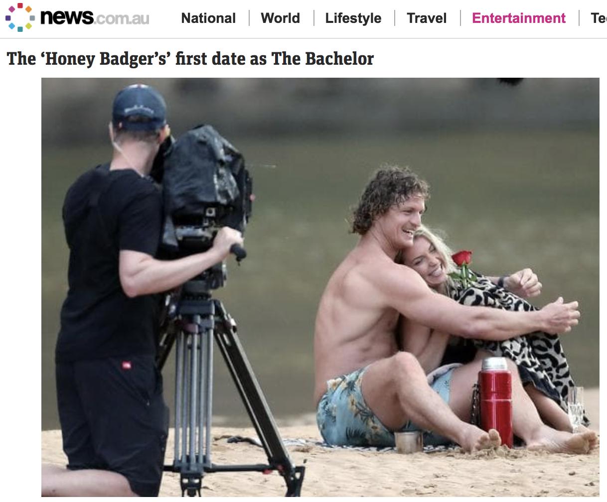 The Bachelor paparrazi photo (news.com.au) [2]