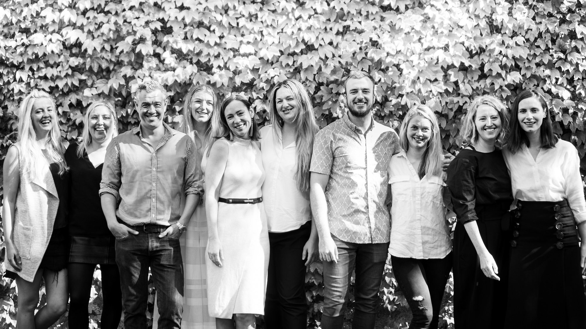 McCann Sydney's integrated team