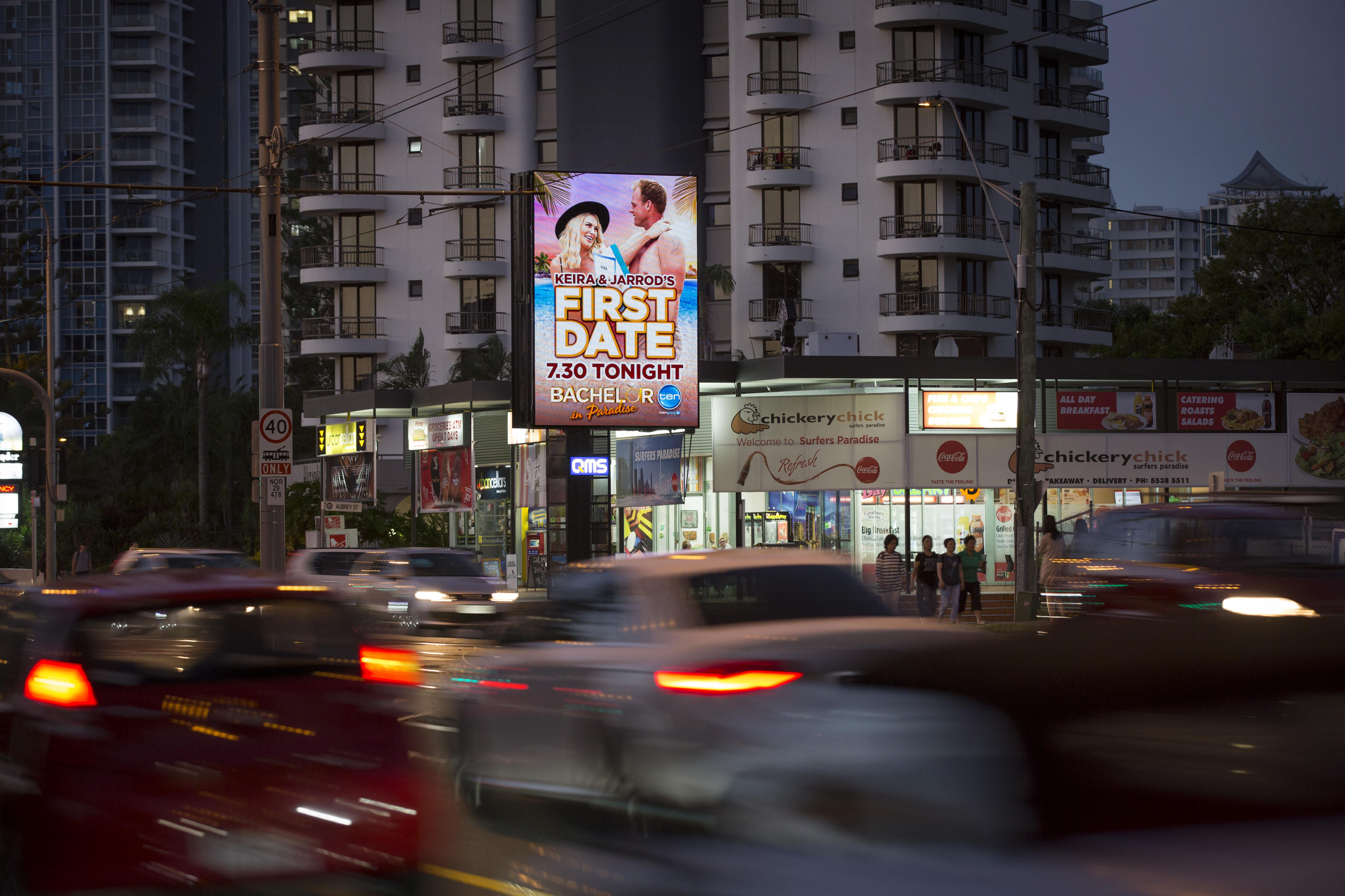 QMS billboard (Surfers Paradise, Chan)