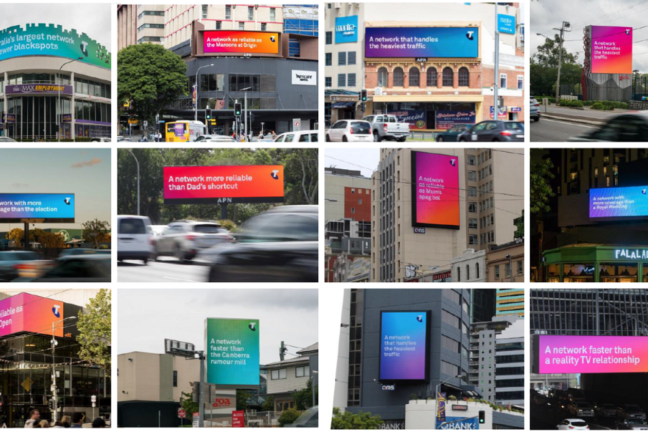 Telstra Spruiks Strength Of Its Mobile Network In Playful
