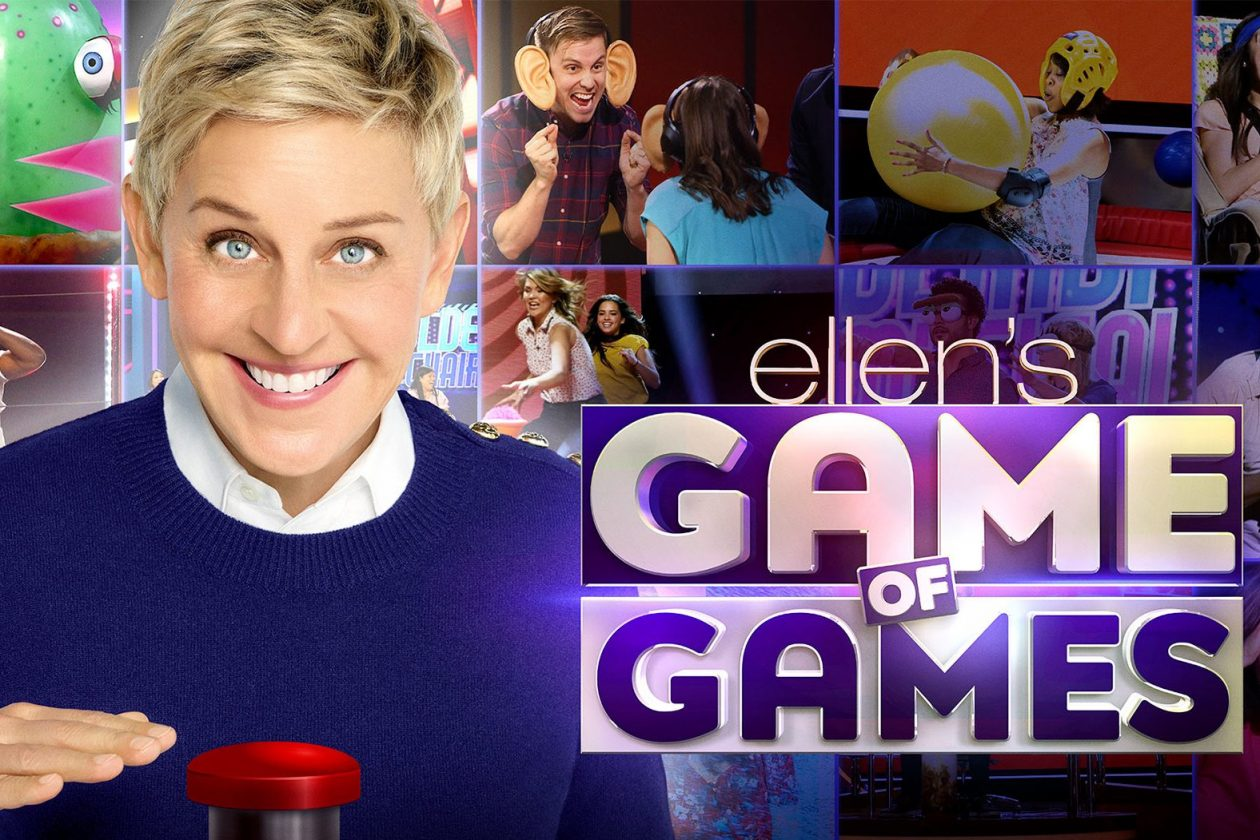 Ten Brings Ellen DeGeneres' Game Show Down Under To Replace