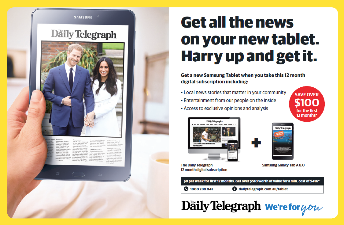 News Corp digital subscription campaign [3]