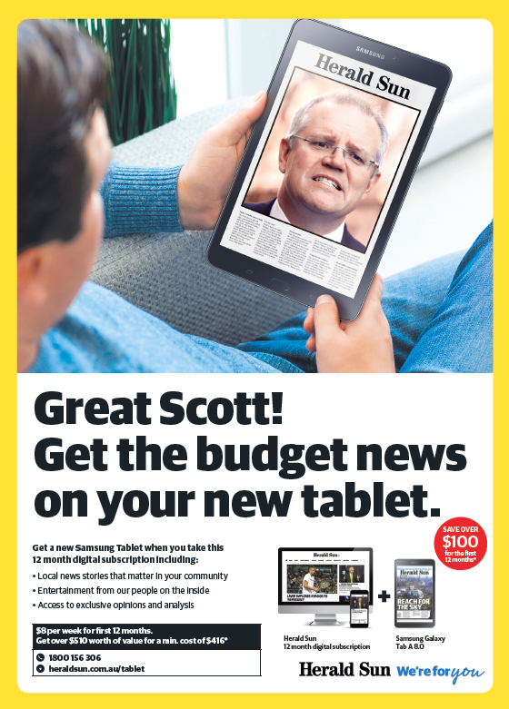 News Corp digital subscription campaign [4]