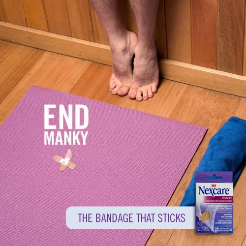 3M's 'End manky' campaign