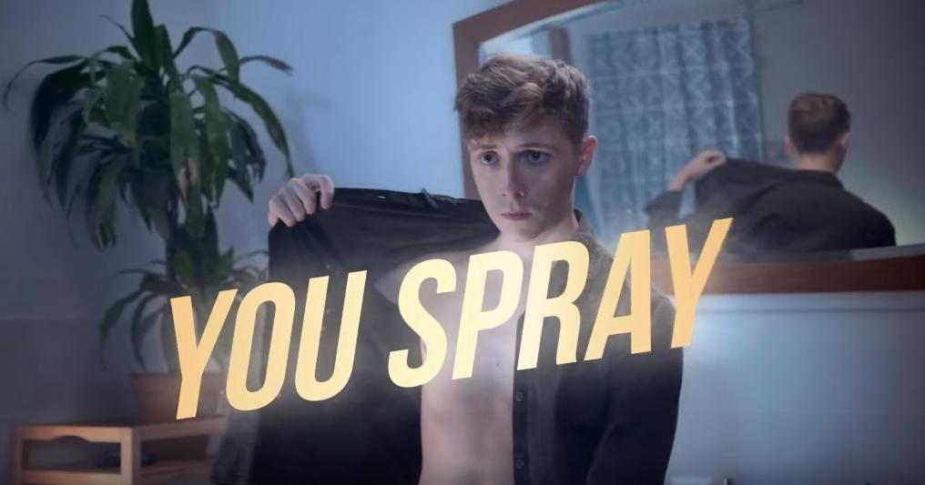 "Unilever Denies Axe Ad Says ""Suck My Balls"" In Song Lyrics - B&T"