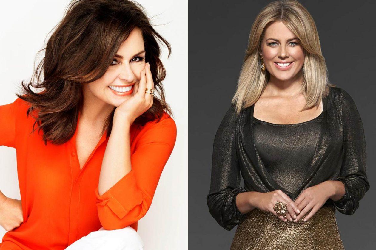 Samantha Armytage - Australias hottest news reader