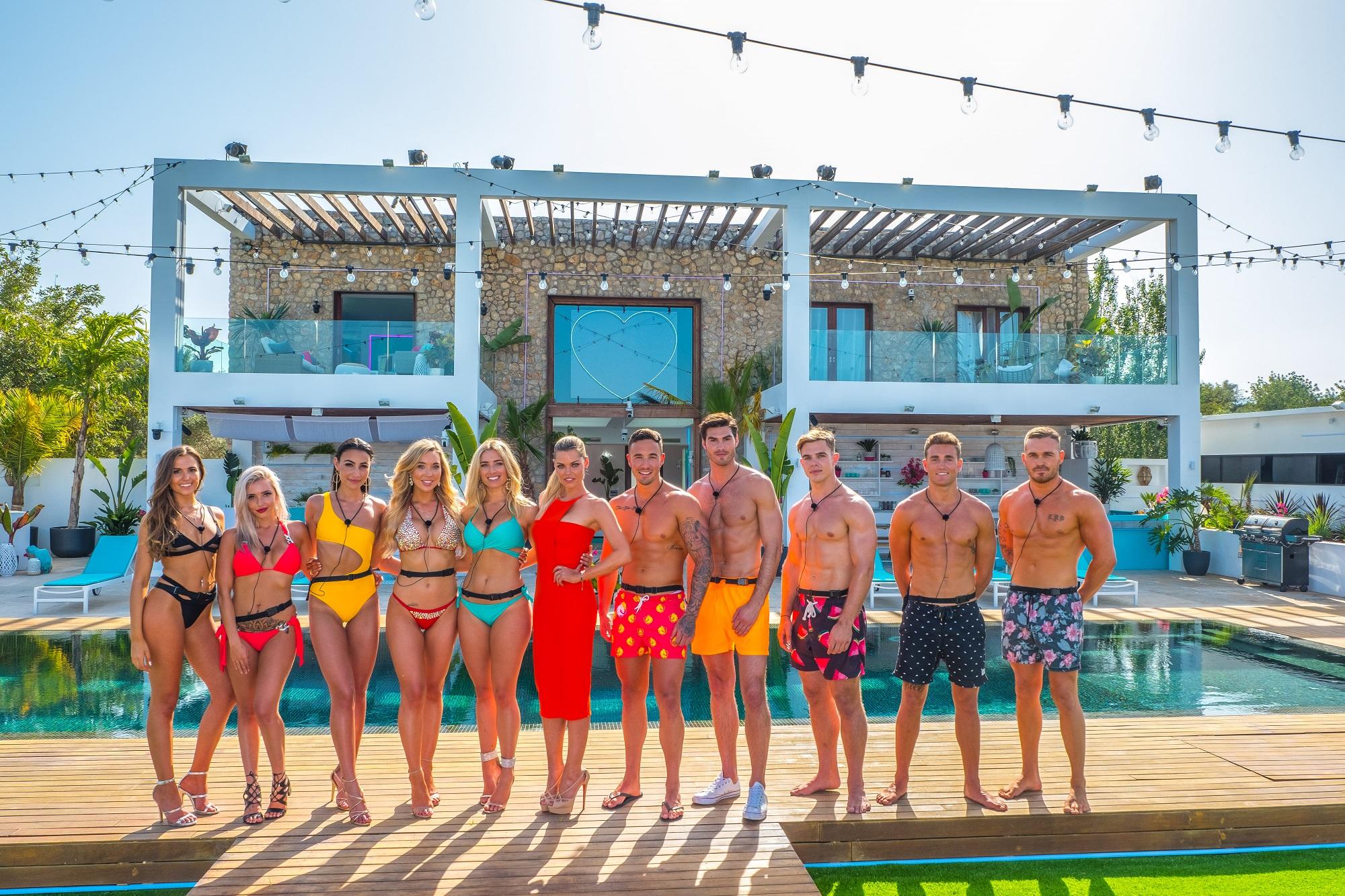 Love Island Australia contestants