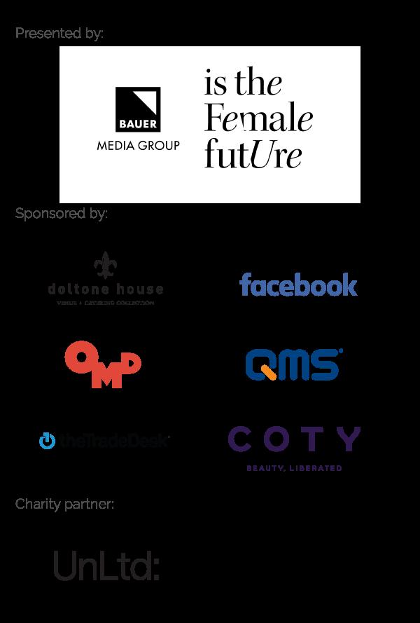 Women in Media sponsor block
