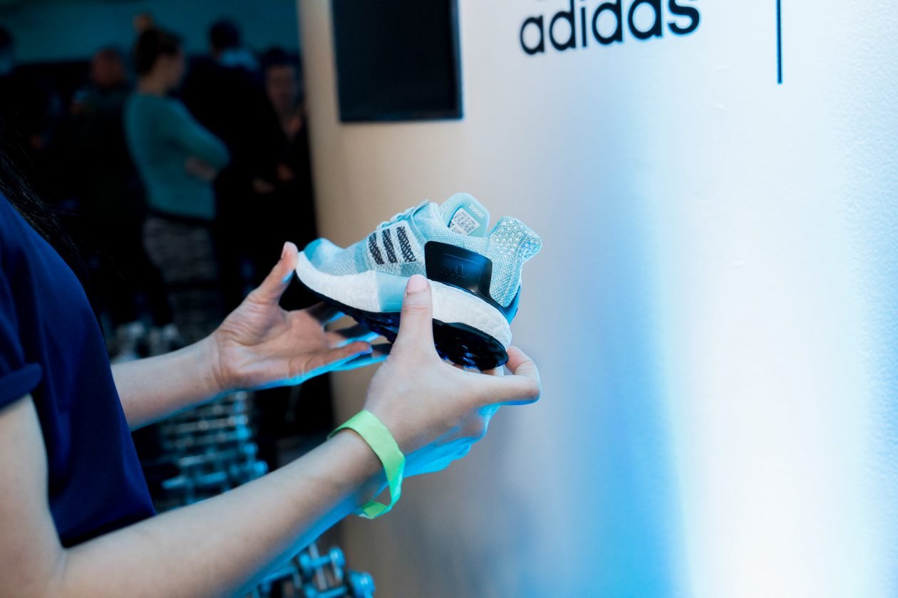 Adidas & Parley Raise Awareness Of Marine Plastic Pollution Threat - B&T