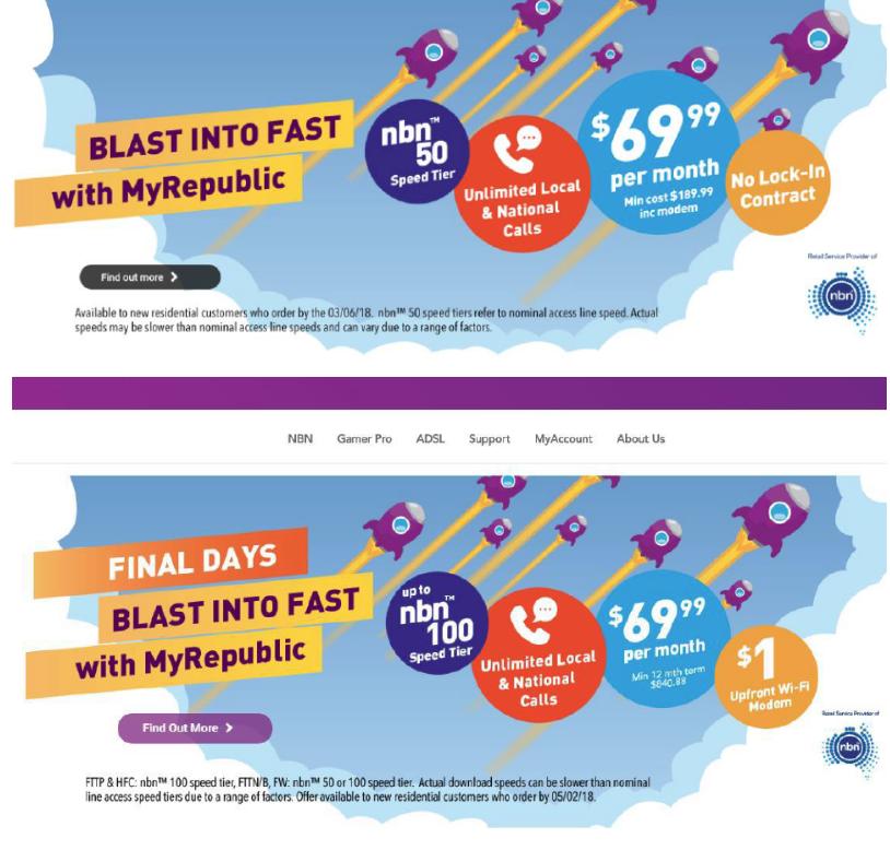 MyRepublic ads