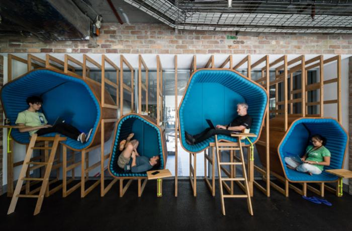Workplace Perks From Australia's Most Innovative Companies - B&T