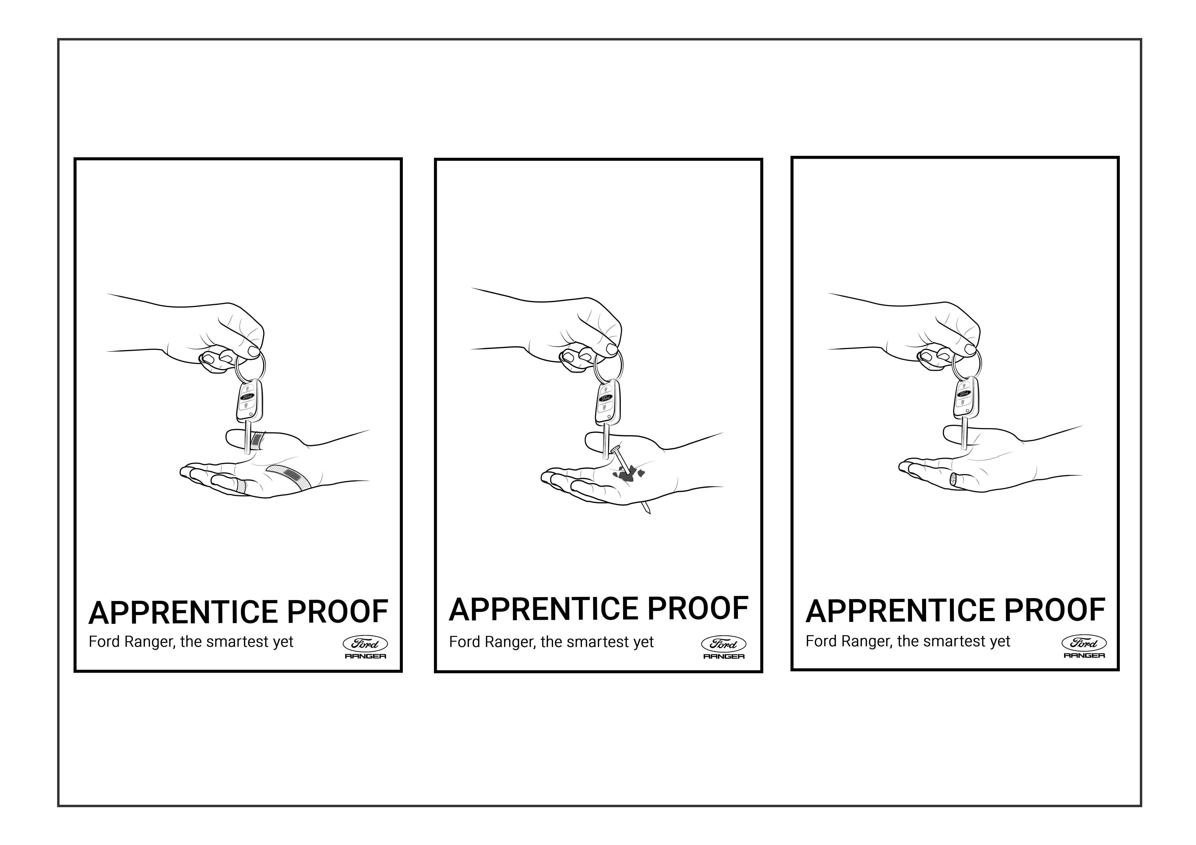 Apprentice Proof (Elizabeth Graydon)