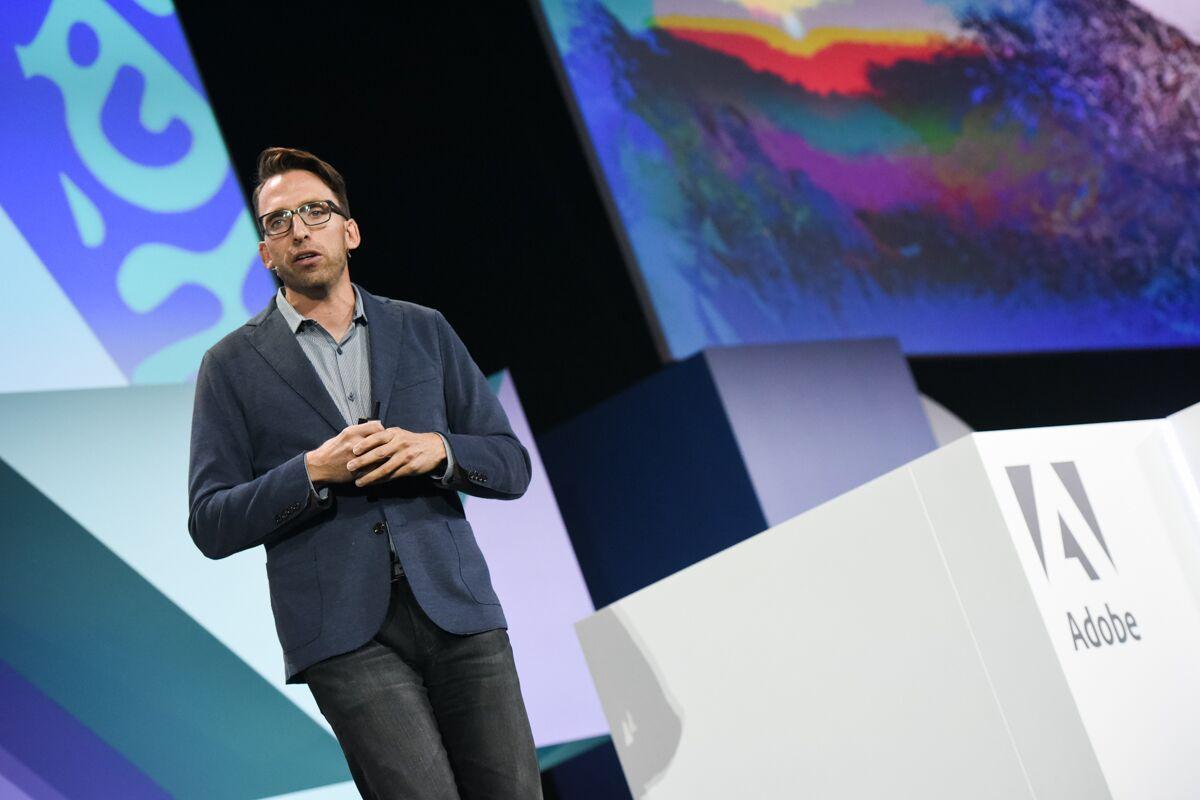 David Godsman at Adobe Symposium [2]