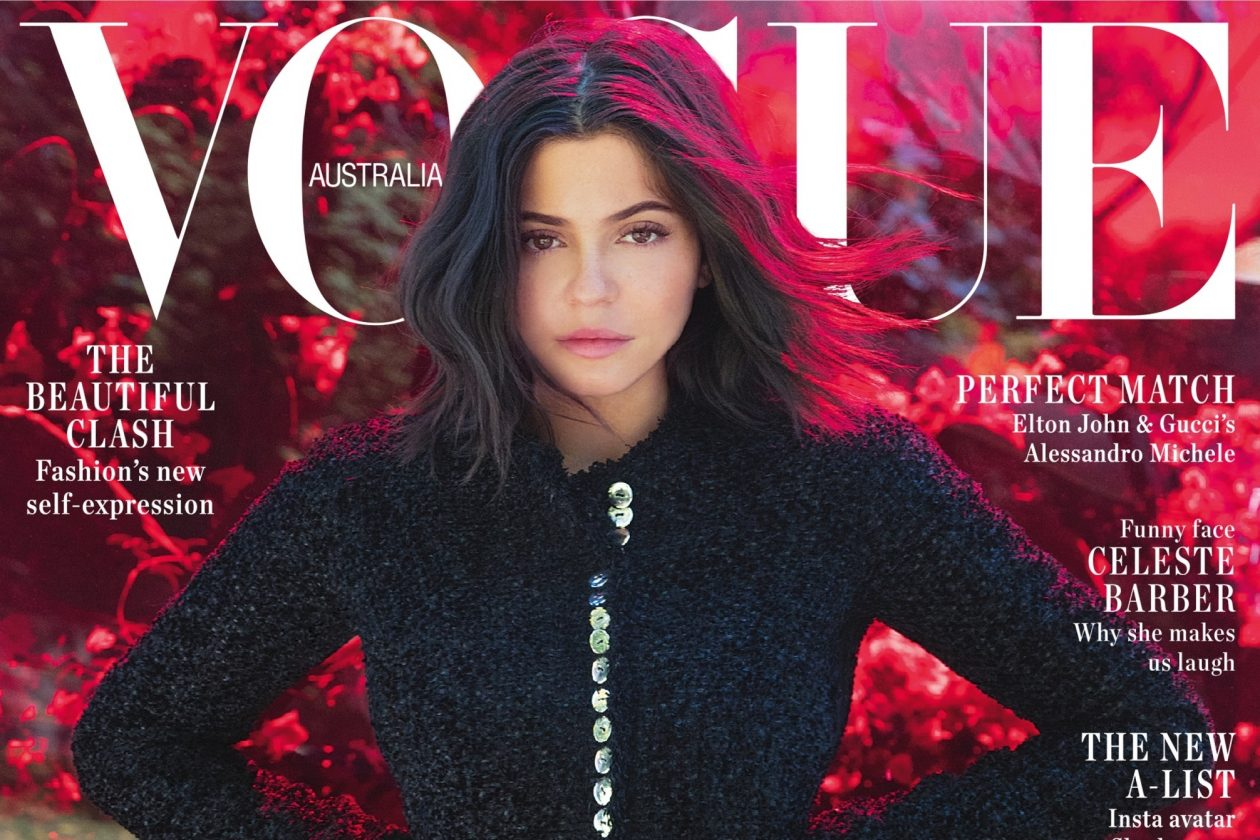 1b7b5843d Vogue Australia Reprints September Issue - B&T