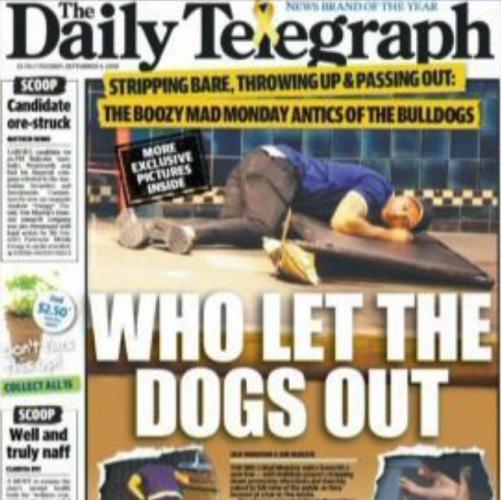 Daily-Telegrpah-article-on-Canterbury-Bulldogs-1