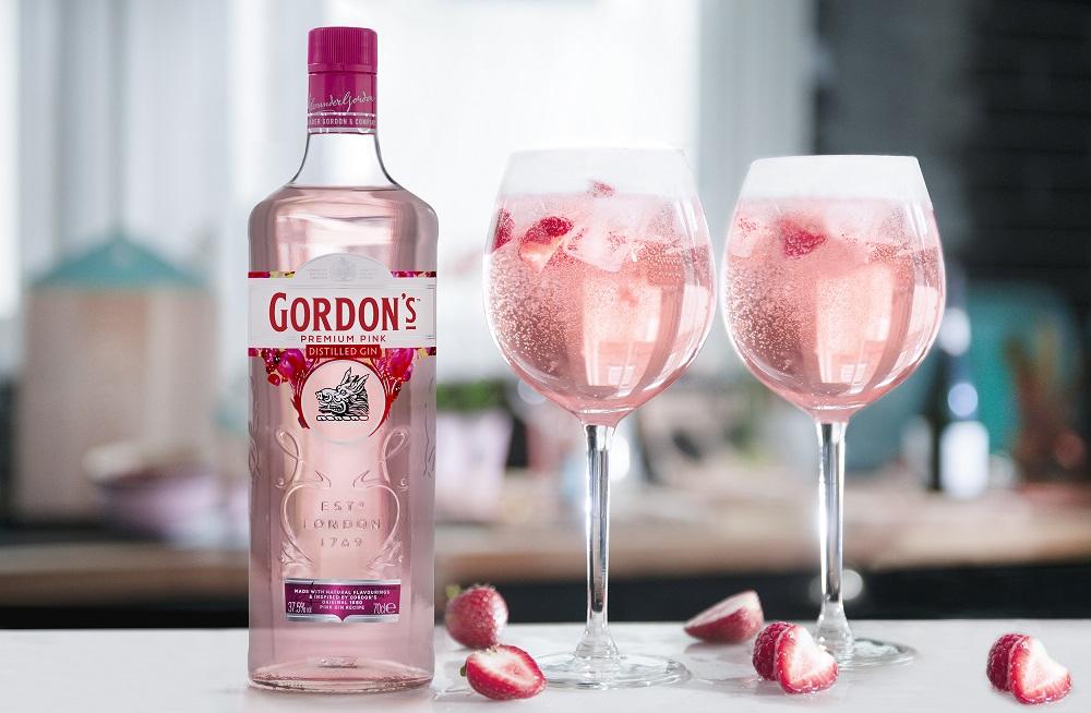 Gordons Premium Pink